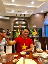 Trần Xuân Trịnh học viên ngành Nấu Ăn