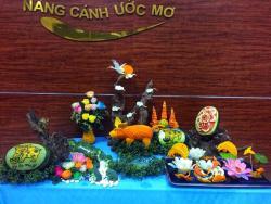 Chào mừng năm mới 2019 - TT Dạy Nghề Thanh Xuân