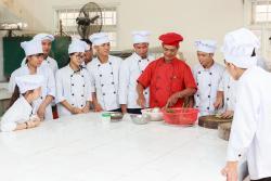 Vì sao bạn muốn trở thành đầu bếp trưởng