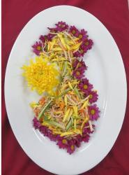 Món Ăn Được Làm Từ Hoa Chỉ Có Ở Việt Nam
