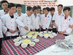 Học nấu ăn – hướng đi mới cho thành công