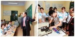 Phương pháp học nghề  tại Trung tâm dạy nghề Thanh Xuân