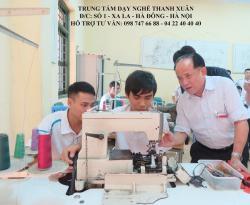 Nghề sửa chữa máy may công nghiệp, hướng đi tốt cho tương lai