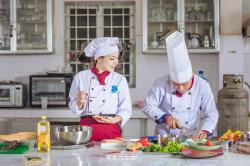 Học cao đẳng nghề đầu bếp - Dạy nghề Thanh Xuân