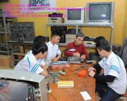 Ngành sửa chữa điện tử, điện lạnh và nhu cầu nhân lực
