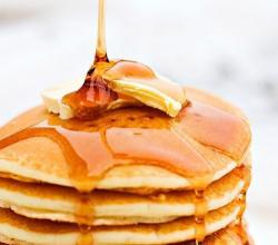 Cách làm bánh pancake xốp mềm cổ điển