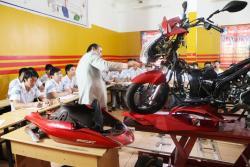 TUYỂN DỤNG GIÁO VIÊN DẠY SỬA CHỮA XE MÁY tại  Hà Nội và TPHCM
