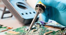 Học sửa chữa điện tử đâu chỉ có sửa chữa loa đài hay ti vi.