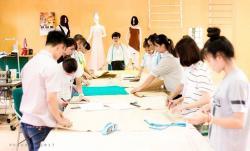 Cơ hội nghề May và Thiết kế thời trang