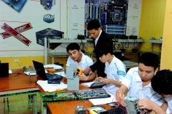 Kinh nghiệm lựa chọn trung tâm học sửa chữa laptop tại Hà Nội