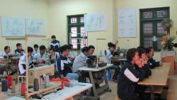 Địa chỉ dạy sửa chữa máy may công nghiệp tốt nhất Hà Nội