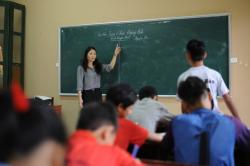Những thầy cô hết lòng vì học sinh khuyết tật