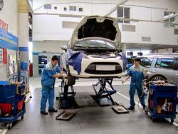 Học sửa chữa ô tô đâu phải chỉ là học về kỹ thuật