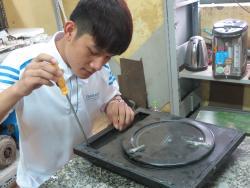SỬA CHỮA BẾP TỪ - Trung tâm dạy nghề Thanh Xuân
