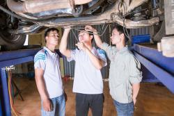 Kỹ năng dành cho các kỹ thuật viên mới vào nghề  sửa chữa ô tô