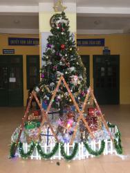 Mùa Giáng Sinh 2018 Đã Về Cùng Với Khóa Học Bếp Âu Tại Trung Tâm Dạy Nghề Thanh Xuân