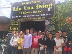 Chia sẻ của học viên ngành đầu bếp cao cấp - anh Đặng Trần Liêm