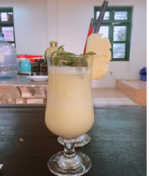 Tìm hiểu về Mocktail và pha chế Mocktail Virgin Colada