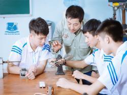 Học phí các ngành đào tạo của Trung tâm dạy nghề Thanh Xuân năm học 2018 - 2019