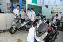Lý do nên học nghề sửa chữa xe máy