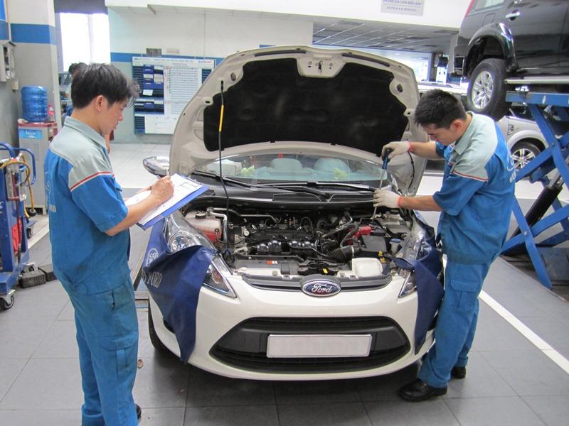 Những thách thức khi học nghề sửa chữa ô tô