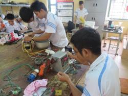 Chương trình học nghề sửa chữa điện dân dụng tại trung tâm  dạy nghề Thanh Xuân