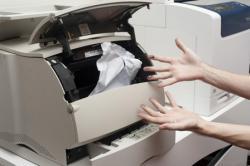 Những sự cố thường gặp khi sử dụng máy in và cách khắc phục.