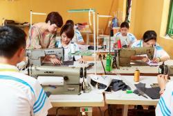 Danh sách lớp Kỹ thuật trang trí sản phẩm cắt may K270-275