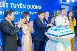 Lễ tổng kết năm 2019: Nhìn lại 1 năm thành tích hoạt động của Tập đoàn giáo dục Thanh Xuân