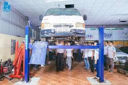 Học nghề sửa chữa ô tô mất bao lâu - Số 1 Xa La