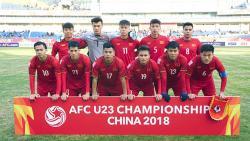 FB chính thức của các cầu thủ U23 Việt Nam