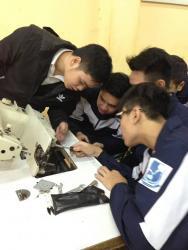 TỔNG HỢP NHU CẦU TUYỂN DỤNG CỦA CÁC DOANH NGHIỆP tháng 1/2018 tại Trung tâm dạy nghề Thanh Xuân