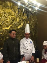 Học viên Trần Xuân Trịnh - Ngành Kỹ thuật Chế biến Món Ăn
