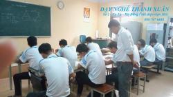 Bài học lý thuyết lớp sửa chữa điện công nghiệp ngày 22.11.2017