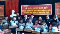 Tình nguyện tại Yên Bình - Yên Bái 2016