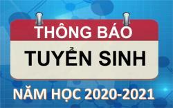 THÔNG TIN TUYỂN SINH 2020 - TRƯỜNG TRUNG CẤP KỸ THUẬT CÔNG NGHỆ LÊ QUÝ ĐÔN