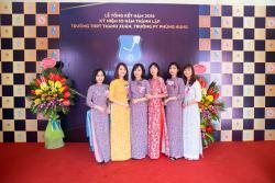 Lễ Tổng Kết Năm 2018 , Kỷ Niệm 10 Năm Thành Lập Trường THPT Thanh Xuân, Trường Phổ Thông Phùng Hưng