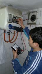 Lỗi thường gặp và cách khắc phục ở bình nóng lạnh - Dạy nghề Thanh Xuân