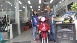Lớp học sửa chữa xe máy - Dạy nghề Thanh Xuân
