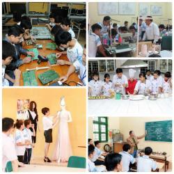 Quy mô và chất lượng đào tạo tại Trung tâm dạy nghề Thanh Xuân