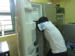 Những hiện tượng hư hỏng thường gặp ở mạch điện tủ lạnh gián tiếp