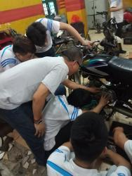 Học nghề sửa chữa xe máy ở đâu?
