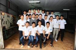 Trần Văn Linh học viên ngành ô tô chia sẻ