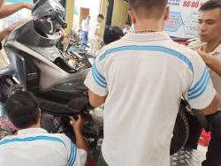 Tuyển Thợ SC Xe Máy tại Hà Nội